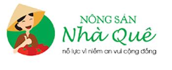 Logo Cửa hàng tiện lợi Nông Sản Nhà Quê