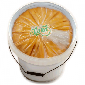 Frozen Passion fruit puree in drum packing