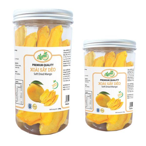 Mango jar